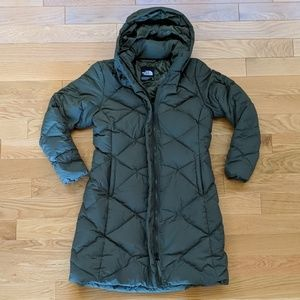 The North Face Down Parka Womens L